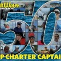 Voted in the Top 50 Charter Captains Worldwide