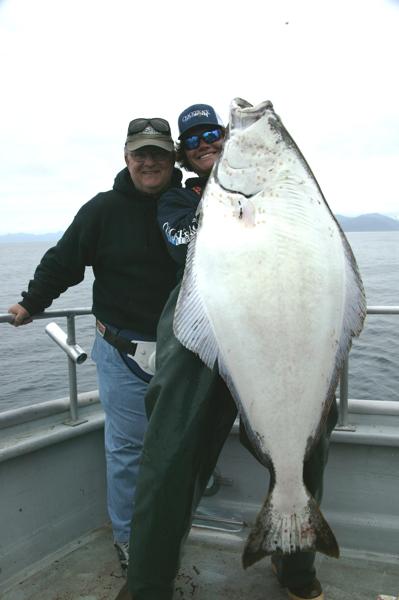 Seward Alaska Fishing Halibut Salmon Fishing Charters