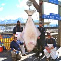 Crackerjack takes the 2014 Seward Halibut Jackpot